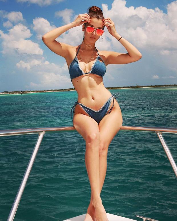 Thời xôi thịt như Kim siêu vòng 3 đã qua, Kendall Jenner đang dẫn đầu dàn mỹ nhân mình dây khuấy đảo Hollywood - Ảnh 9.