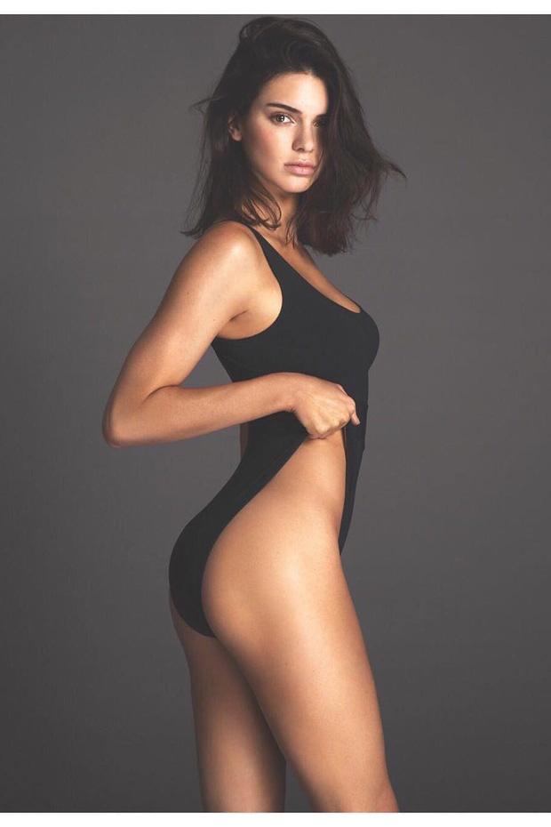 Thời xôi thịt như Kim siêu vòng 3 đã qua, Kendall Jenner đang dẫn đầu dàn mỹ nhân mình dây khuấy đảo Hollywood - Ảnh 6.