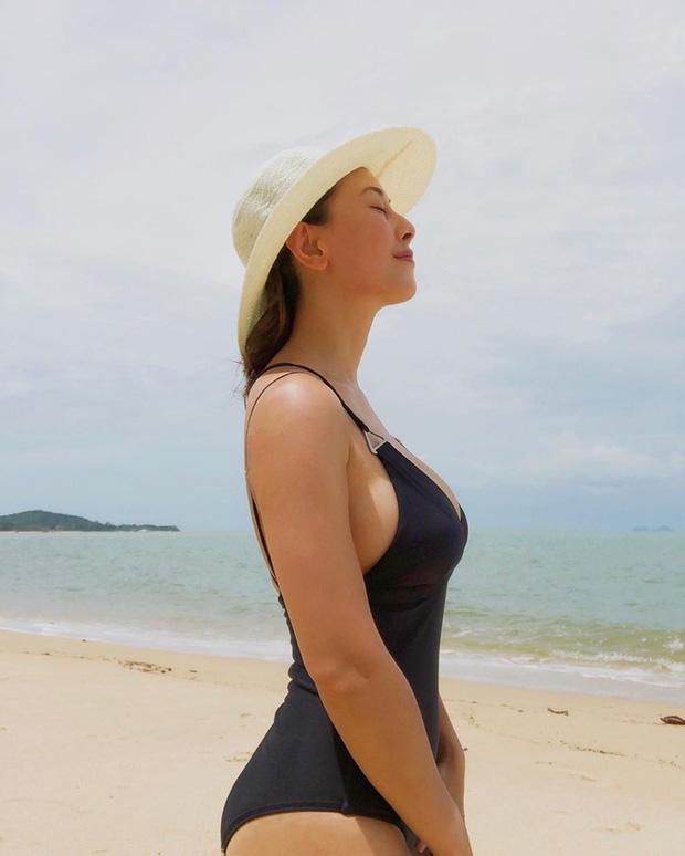 Nhan sắc nóng bỏng của Hoa hậu Hong Kong thẳng thừng từ chối lời mời tiền tỷ từ đại gia - Ảnh 12.
