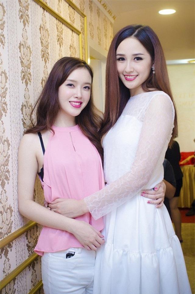 Em gái xinh đẹp, cao gần 1m80 của Hoa hậu Mai Phương Thúy - 3
