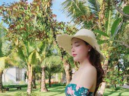 Em gái xinh đẹp, cao gần 1m80 của Hoa hậu Mai Phương Thúy - 9